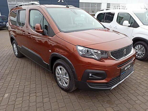 Peugeot Rifter 2019 в Ивано-Франковске