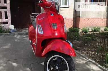 Piaggio Vespa 2013 в Львове