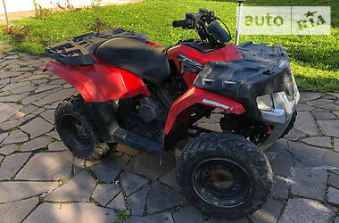 Polaris Sportsman 2009 в Львові