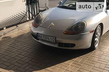 Кабриолет Porsche Boxster 1999 в Харькове