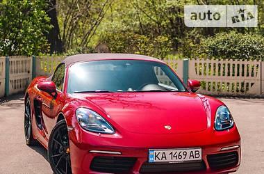 Кабриолет Porsche Boxster 2018 в Кривом Роге