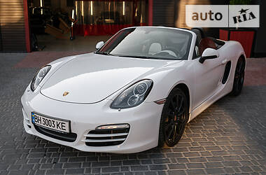 Купе Porsche Boxster 2014 в Одессе
