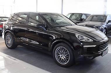 Porsche Cayenne 3.0 Diesel 2016