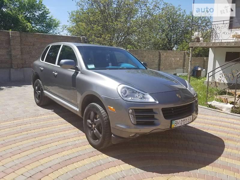 Porsche Cayenne 2009 в Одесі