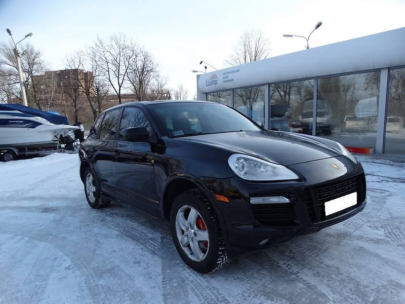Porsche Cayenne 2008 года в Днепре (Днепропетровске)