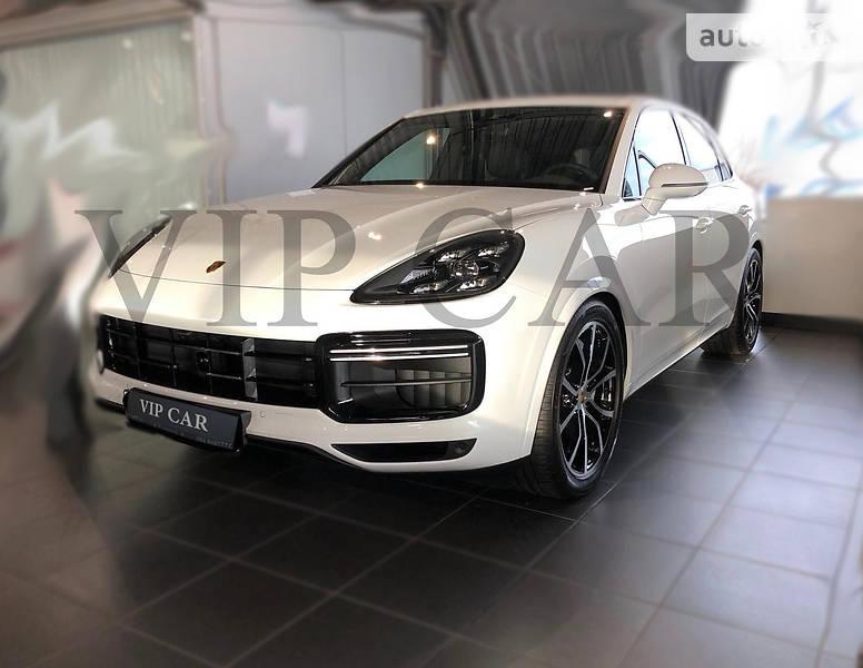 Porsche Cayenne 2019 года в Киеве