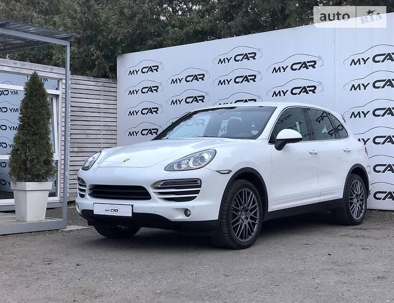 Porsche Cayenne 2012 года в Киеве