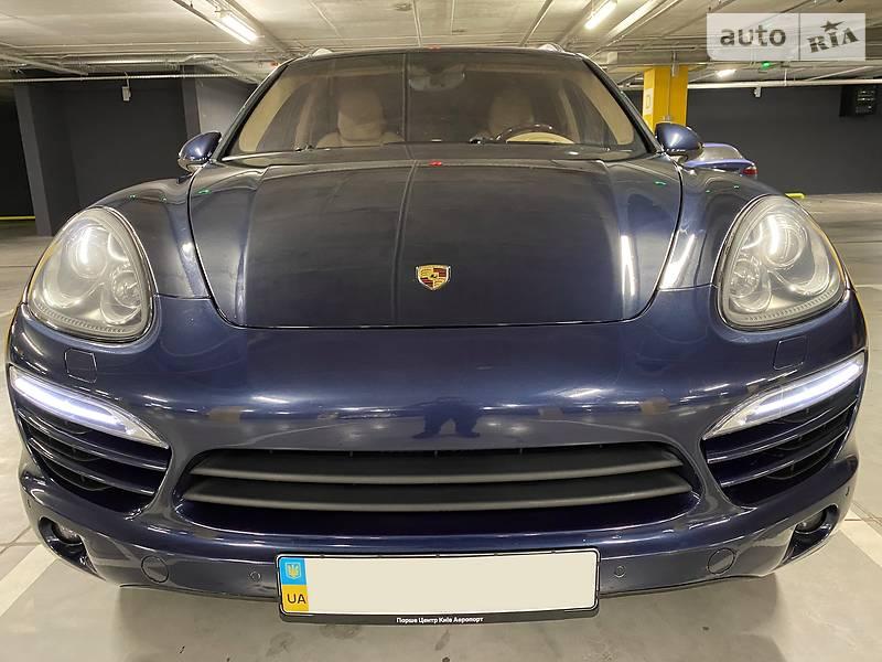 Porsche Cayenne 2012 в Киеве