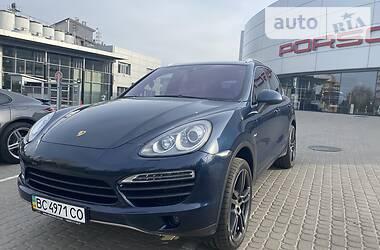 Porsche Cayenne 2013 в Львове