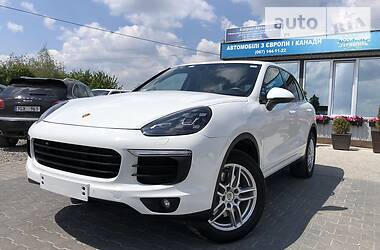 Porsche Cayenne 2016 в Тернополе