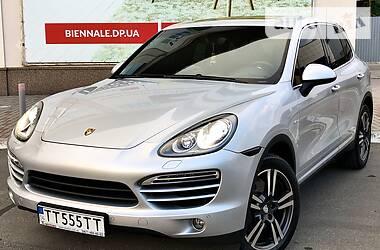 Porsche Cayenne 2014 в Днепре