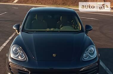 Porsche Cayenne 2013 в Полтаве