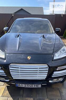 Внедорожник / Кроссовер Porsche Cayenne 2007 в Белой Церкви