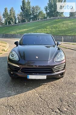 Внедорожник / Кроссовер Porsche Cayenne 2011 в Николаеве