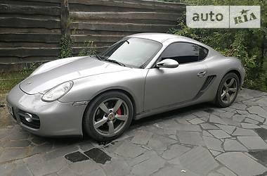 Porsche Cayman 2008 в Киеве