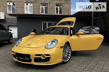 Porsche Cayman 2007 в Одессе