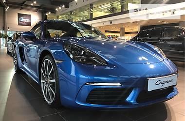 Porsche Cayman 2018 в Киеве