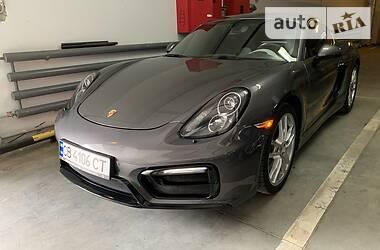 Porsche Cayman 2015 в Харкові