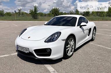 Купе Porsche Cayman 2014 в Днепре