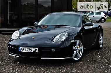 Купе Porsche Cayman 2007 в Киеве