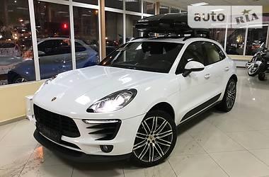 Porsche Macan 2016 в Киеве
