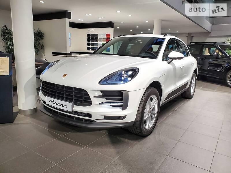 Porsche Macan 2019 в Днепре