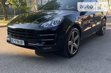 Внедорожник / Кроссовер Porsche Macan 2015 в Днепре
