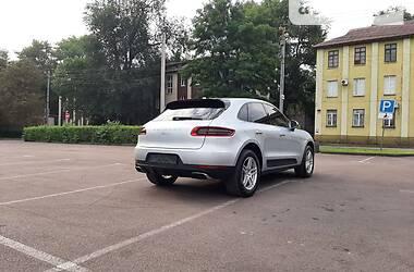 Позашляховик / Кросовер Porsche Macan 2018 в Дніпрі