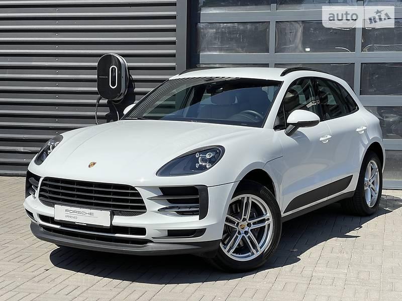 Внедорожник / Кроссовер Porsche Macan 2018 в Одессе