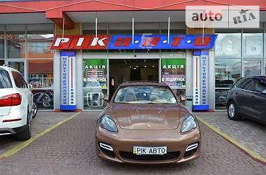 Porsche Panamera 2011 в Львове