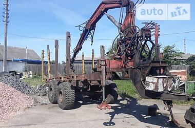 Лесовоз / Сортиментовоз - прицеп Прицеп Тракторный 2000 в Фастове