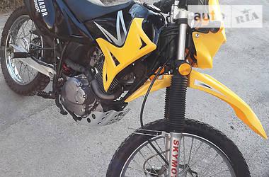 Мотоцикл Позашляховий (Enduro) Qingqi QM200 2011 в Вінниці