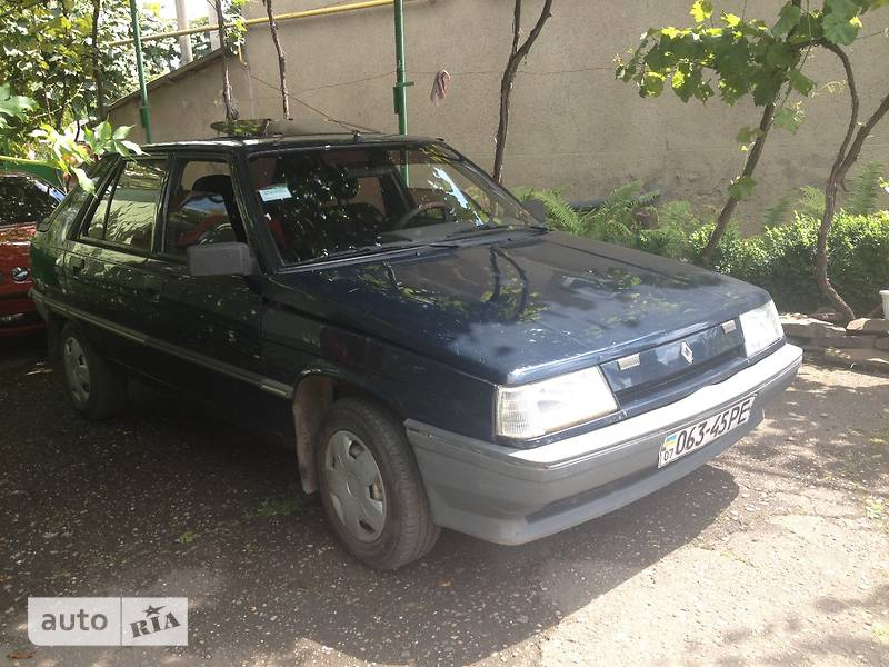 Renault 11 1987 в Ужгороде