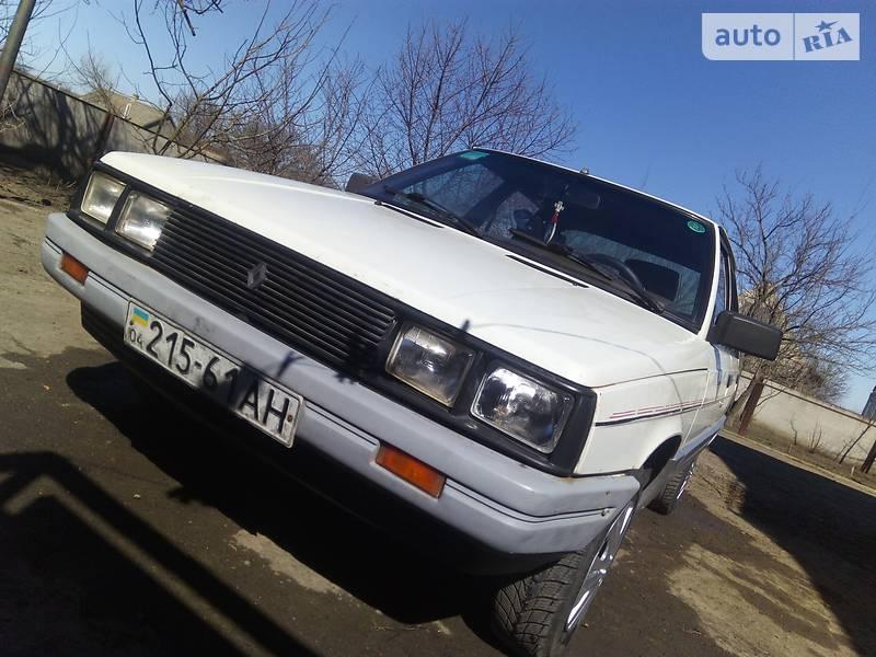 Renault 11 1984 года