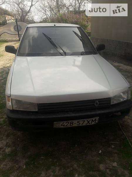 Renault 21 1986 года