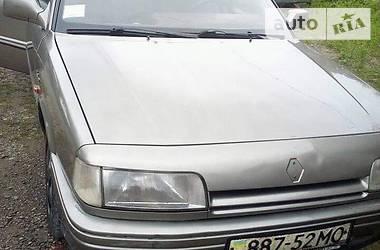 Renault 21 1992 в Косове