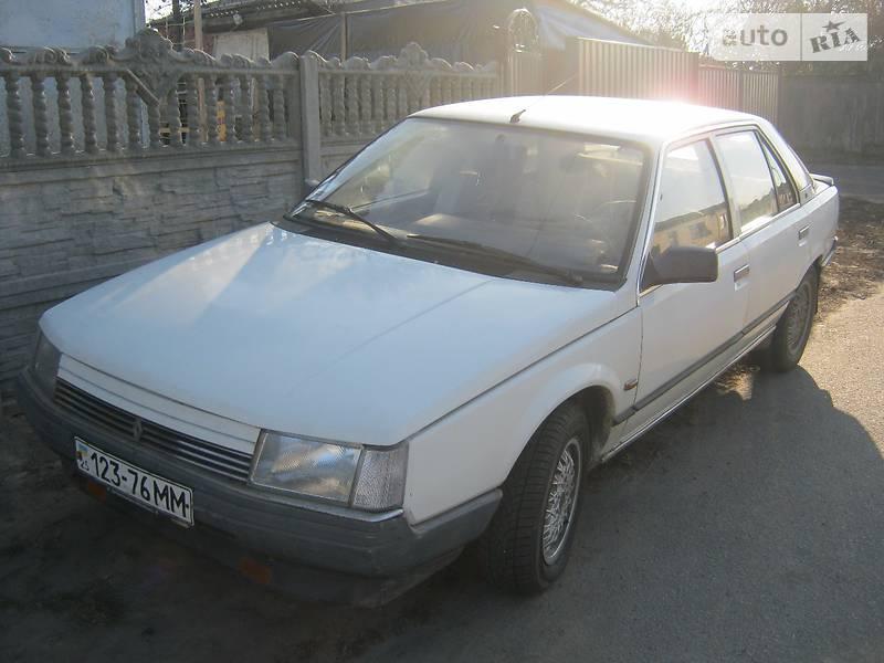 Renault 25 1986 в Ичне