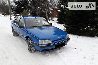 Renault 25 1988 в Стрию