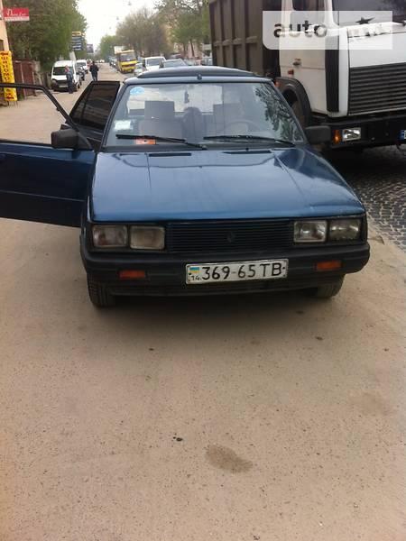 Renault 9 1986 года