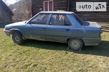 Седан Renault 9 1987 в Верховині