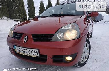 Renault Clio Symbol 2007 в Прилуках