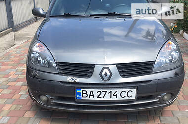 Renault Clio Symbol 2002 в Гайвороне