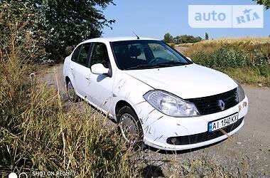 Renault Clio Symbol 2012 в Киеве