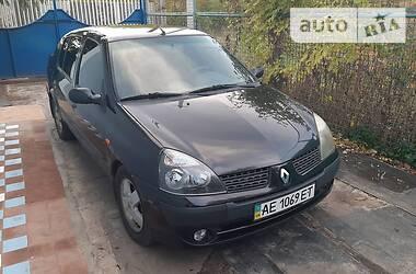 Renault Clio Symbol 2002 в Новомосковске