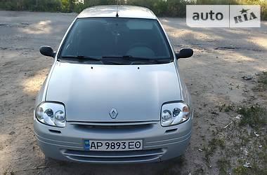 Седан Renault Clio Symbol 2001 в Запорожье