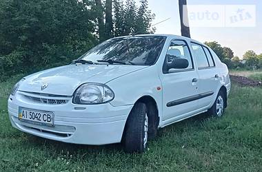 Седан Renault Clio Symbol 2002 в Броварах