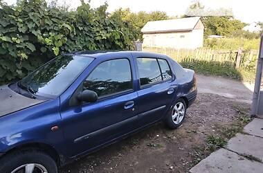 Седан Renault Clio Symbol 2003 в Черновцах