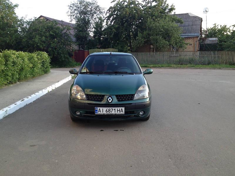 Renault Clio 2005 в Киеве