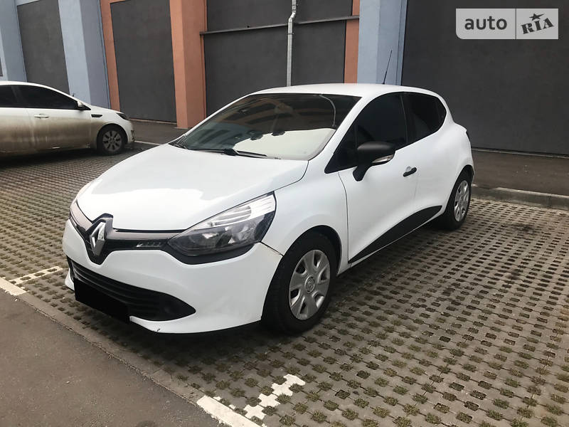 Renault Clio 2016 в Киеве