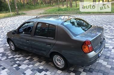 Седан Renault Clio 2001 в Славуті
